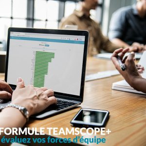 formule TEAMSCOPE+ forces equipe