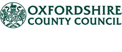 Oxfordshire country council Logo