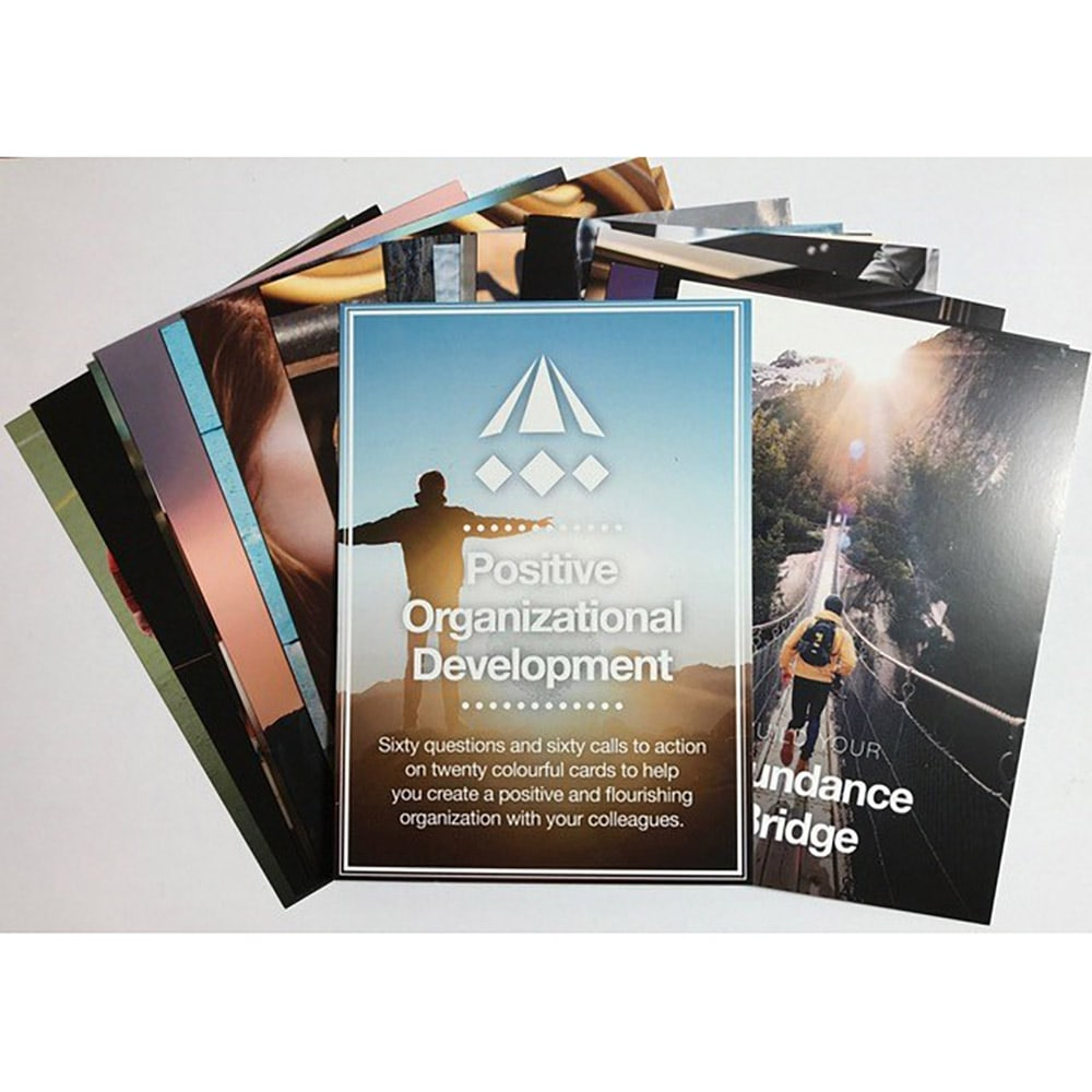 Positive Organisational Development Cards