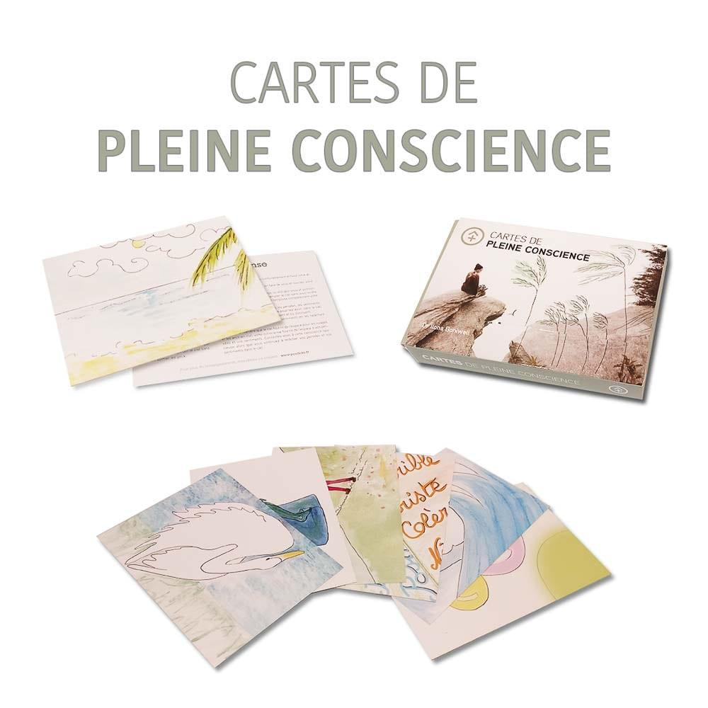 Cartes de pleine conscience
