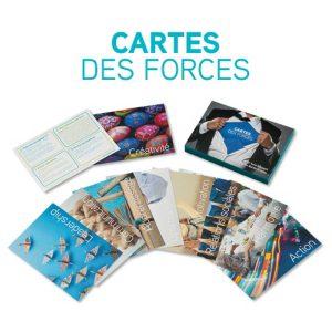 Cartes des forces