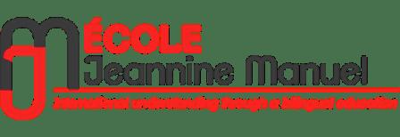 logo école de Jeannine Manuel