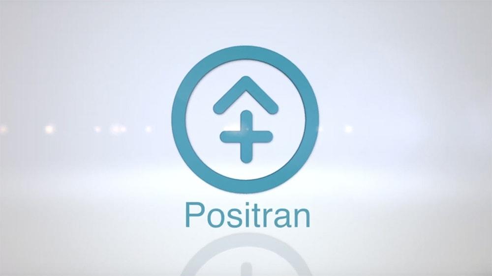 logo de positran