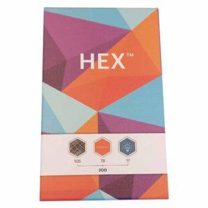 cartes hex
