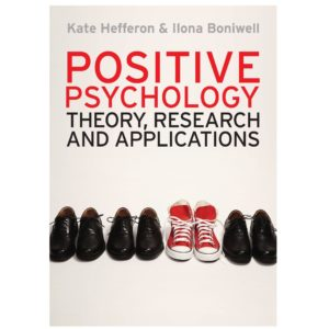 psychologie positive theorie recherche et applications