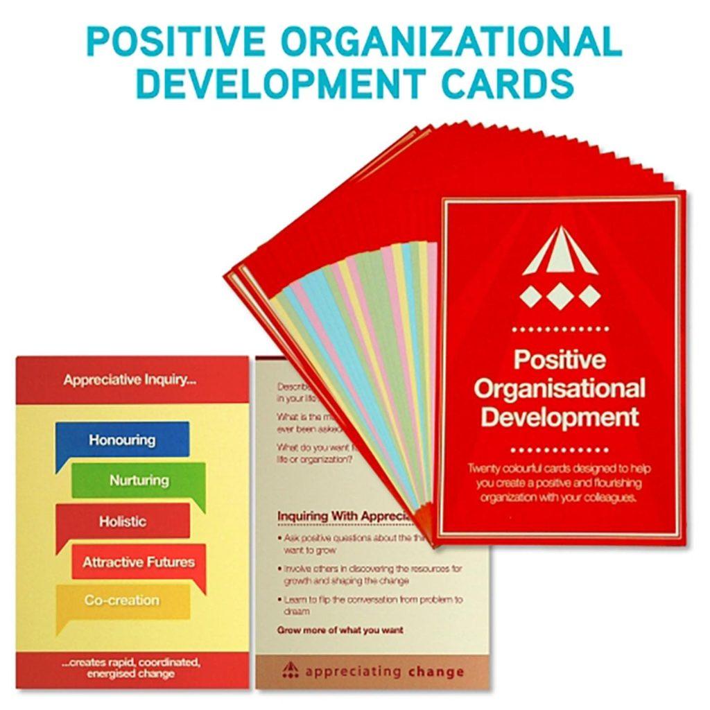 Positive Organizational development Cards
