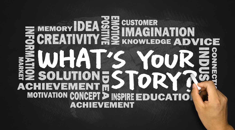 Quelle est votre histoire