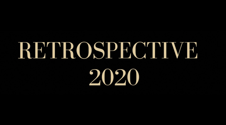 RÉTROSPECTIVE 2020 HEADER