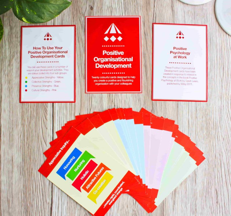 Positive Organizational Development Cards