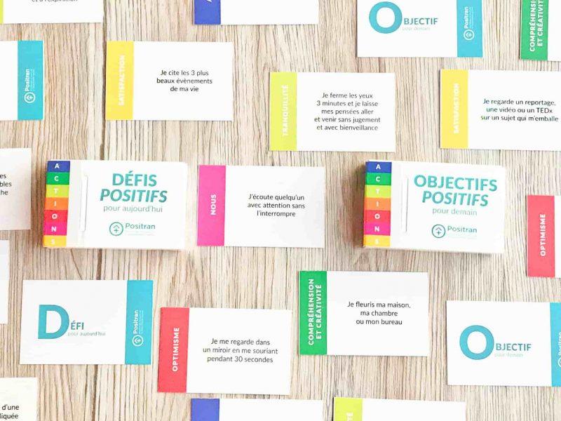 Défis et objectifs positifs