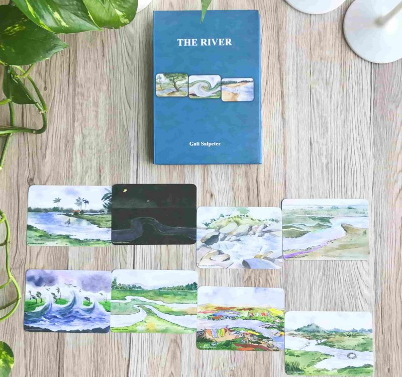 cartes the river